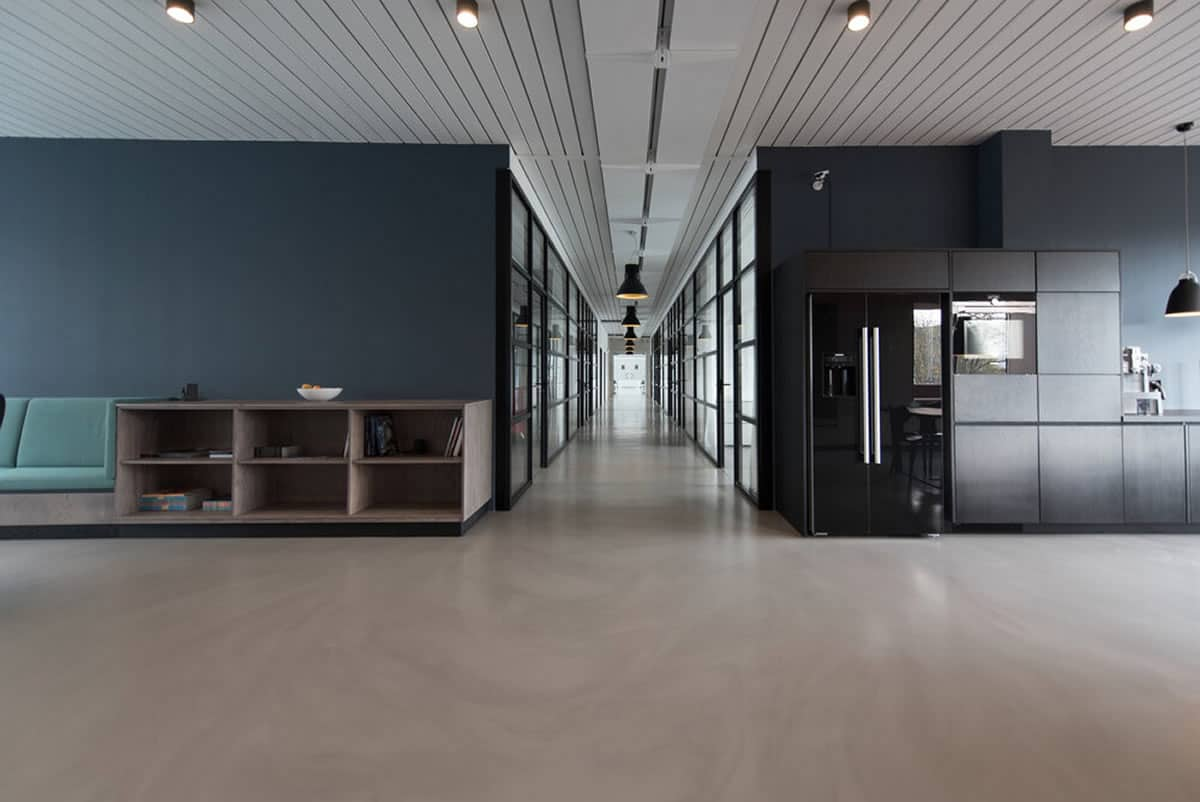 commercial office cleaning london